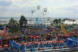 UK, Essex, Southend-On-Sea, Adventure Island, and Big Wheel ferris ride, UK6855JPL