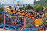 UK, Essex, Southend-On-Sea, Adventure Island, funfair ride, UK6853JPL