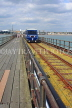 UK, Essex, Southend-On-Sea, Southend Pier, and train, UK6886JPL