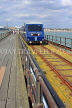 UK, Essex, Southend-On-Sea, Southend Pier, and train, UK6888JPL