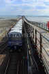UK, Essex, Southend-On-Sea, Southend Pier, and train, UK6891JPL