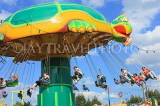UK, Essex, Southend-On-Sea, fun fair, Archelon turtle Ride, UK6838JPL