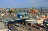 UK, Essex, Southend-On-Sea, resort centre and coastal view, UK6832JPL