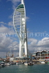 UK, Hampshire, PORTSMOUTH, Gunwharf Quays and Spinnaker Tower, UK6671JPL