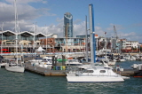 UK, Hampshire, PORTSMOUTH, Gunwharf Quays and marina, UK6650JPL