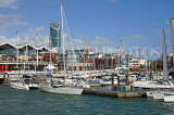UK, Hampshire, PORTSMOUTH, Gunwharf Quays and marina, UK6651JPL