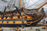 UK, Hampshire, PORTSMOUTH, Historic Dockyard, HMS Victory, UK6566JPL