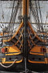 UK, Hampshire, PORTSMOUTH, Historic Dockyard, HMS Victory, UK6567JPL