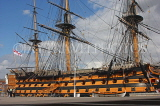 UK, Hampshire, PORTSMOUTH, Historic Dockyard, HMS Victory, UK6571JPL