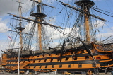 UK, Hampshire, PORTSMOUTH, Historic Dockyard, HMS Victory, UK6629JPL