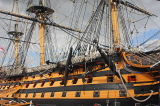 UK, Hampshire, PORTSMOUTH, Historic Dockyard, HMS Victory, UK6631JPL
