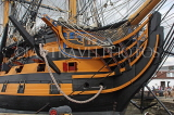 UK, Hampshire, PORTSMOUTH, Historic Dockyard, HMS Victory, UK6633JPL