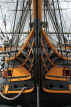 UK, Hampshire, PORTSMOUTH, Historic Dockyard, HMS Victory, UK6677JPL