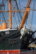 UK, Hampshire, PORTSMOUTH, Historic Dockyard, HMS Warrior, UK6512JPL