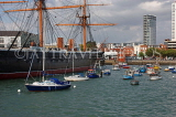 UK, Hampshire, PORTSMOUTH, Historic Dockyard, HMS Warrior, UK6592JPL