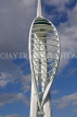UK, Hampshire, PORTSMOUTH, Spinnaker Tower, UK6522JPL