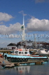 UK, Hampshire, PORTSMOUTH, Spinnaker Tower and harbour boats, UK6542JPL