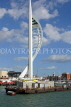 UK, Hampshire, PORTSMOUTH, Spinnaker Tower and waterfront, UK6643JPL