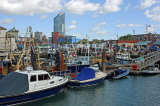 UK, Hampshire, PORTSMOUTH, fishing harbour and boats, UK6661JPL