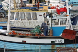 UK, Hampshire, PORTSMOUTH, harbour and fishing boat, UK6555JPL