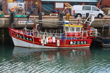 UK, Hampshire, PORTSMOUTH, harbour fishing boats, UK6545JPL
