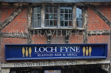 UK, Hampshire, WINCHESTER, Loch Fyne, restaurant front, UK8610JPL