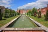 UK, Hampshire, WINCHESTER, Peninsula Barracks and fountains, UK8100JPL