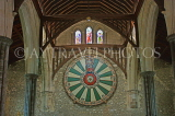 UK, Hampshire, WINCHESTER, The Great Hall, King Arthur's Round Table, UK8077JPL