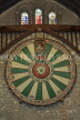 UK, Hampshire, WINCHESTER, The Great Hall, King Arthur's Round Table, UK8086JPL