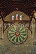 UK, Hampshire, WINCHESTER, The Great Hall, King Arthur's Round Table, UK8092JPL