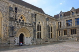 UK, Hampshire, WINCHESTER, The Great Hall, UK8075JPL