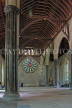 UK, Hampshire, WINCHESTER, The Great Hall, and King Arthur's Round Table, UK8078JPL