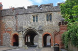 UK, Hampshire, WINCHESTER, The Kingsgate, UK8006JPL