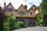 UK, Hampshire, WINCHESTER, Winchester Cathedral, Cheyney Court, timber framed buildings, UK8010JPL