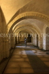 UK, Hampshire, WINCHESTER, Winchester Cathedral, crypt, A Gormley's 'Sound II' statue, UK8026JPL