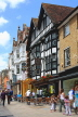 UK, Hampshire, WINCHESTER, town centre, Hign Street, UK8070JPL