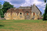 UK, Kent, CANTERBURY, St Augustine's Abbey ruins, CTB249JPL