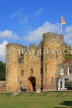 UK, Kent, TONBRIDGE, Tonbridge Castle, UK13205JPL