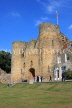 UK, Kent, TONBRIDGE, Tonbridge Castle, UK13206JPL