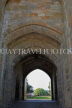 UK, Kent, TONBRIDGE, Tonbridge Castle, entrance archway, UK13252JPL