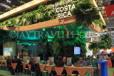 UK, LONDON, ExCel Centre, World Travel Market show, Costa Rica stand, UK31192JPL