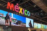 UK, LONDON, ExCel Centre, World Travel Market show, Mexico stand, UK31212JPL