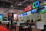 UK, LONDON, ExCel Centre, World Travel Market show, Mexico stand, UK31260JPL