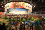 UK, LONDON, ExCel Centre, World Travel Market show, Philippines stand, UK31162JPL