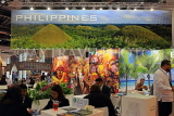 UK, LONDON, ExCel Centre, World Travel Market show, Philippines stand, UK31266JPL