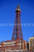 UK, Lancashire, BLACKPOOL, Blackpool Tower, UK5518JPL