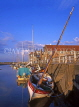 UK, Norfolk, North Norfolk Coast, Blakeney Quay and boats, UK6131JPL
