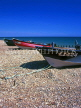 UK, Sussex, BOGNOR REGIS, boats on beach, UK5530JPL