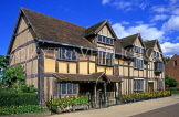 UK, Warwickshire, STRATFORD-UPON-AVON, Shakespear's birthplace, UK5918JPL