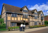 UK, Warwickshire, STRATFORD-UPON-AVON, Shakespear's birthplace, UK7149JPL